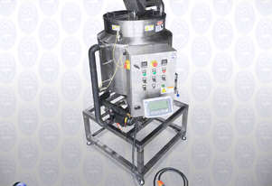 Flamingo Electrically Heat, Jacketed Tank 200L with Scale