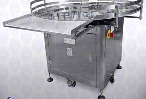 Flamingo Stainless Steel Feed/ Collect Turntable (EFTT-1200)