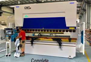 CMT 320 TON | 4M CNC PRESS BRAKE - 7 AXIS WITH ENERGY SAVING TECHNOLOGY | 3D CONTROLLER