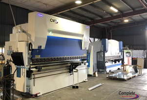 AccurlCMT 320 TON | 4M CNC PRESS BRAKE | 7 AXIS | ENERGY SAVING TECHNOLOGY | 3D CONTROLLER