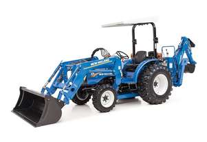 NEW HOLLAND WORKMASTER 40 VALUE COMPACT TRACTOR