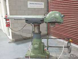 Wadkin C.C. Crosscut and Trenching Machine - picture0' - Click to enlarge