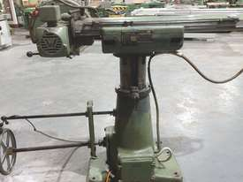 Wadkin C.C. Crosscut and Trenching Machine - picture2' - Click to enlarge