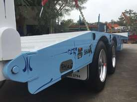 ShawX BOGGIE AXLE TRAILER - picture0' - Click to enlarge