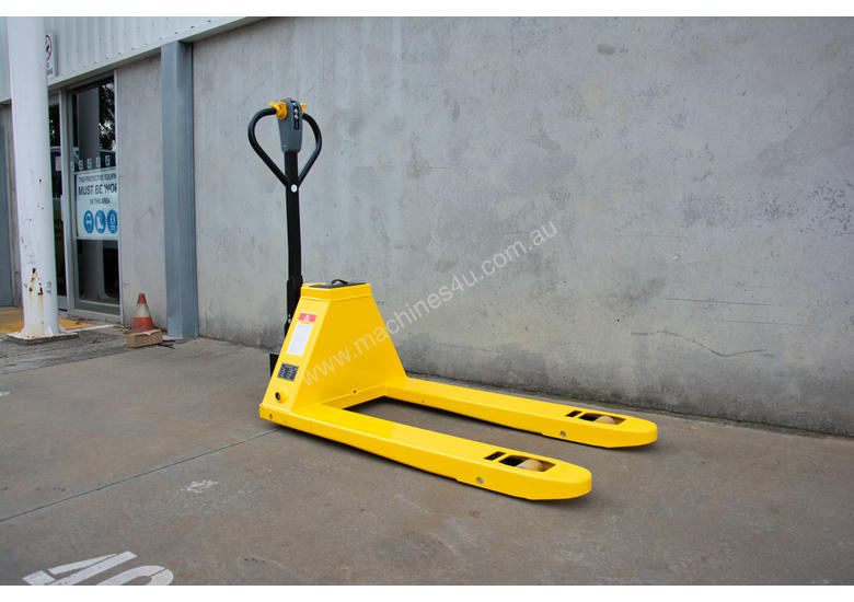 New Liftsmart PT15-3 Battery Electric Hand Pallet Jack/Truck