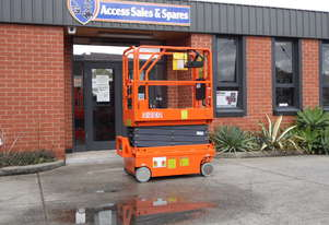 DINGLI E-TECH S036-RS ELECTRIC PERSONNEL LIFT