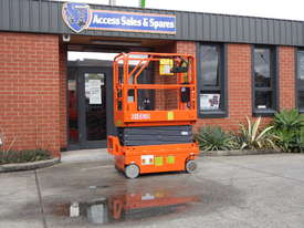 DINGLI E-TECH S036-RS ELECTRIC PERSONNEL LIFT - picture0' - Click to enlarge