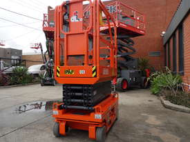 DINGLI E-TECH S036-RS ELECTRIC PERSONNEL LIFT - picture1' - Click to enlarge