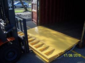 Container Ramp 6500kg Free Delivery Australia