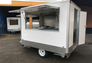 From just $24,490 + GST, anyone can afford the XL Food Trailer