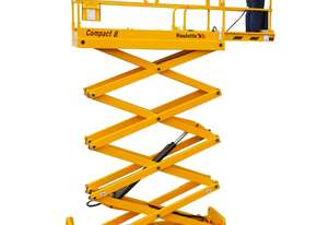Haulotte 20ft Electric Scissor Lift