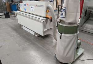 SCM Olimpic K203 Edgebander 2006 + Dust Extractor PRICED TO SELL