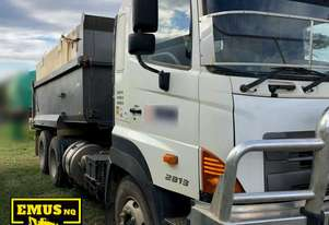 Hino SS700 Bogie Tipper and Tank