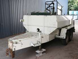 Finn T90 Hydroseeder / Hydromulcher - picture1' - Click to enlarge