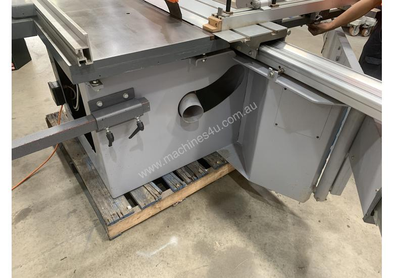Used Casolin Astra panel saw 3.8m sliding table.