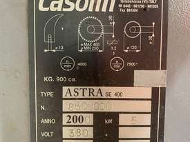 Used Casolin Astra panel saw 3.8m sliding table.  - picture3' - Click to enlarge