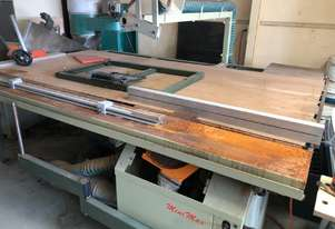 Table Saw and Thicknesser bundle deal with dust extractor system