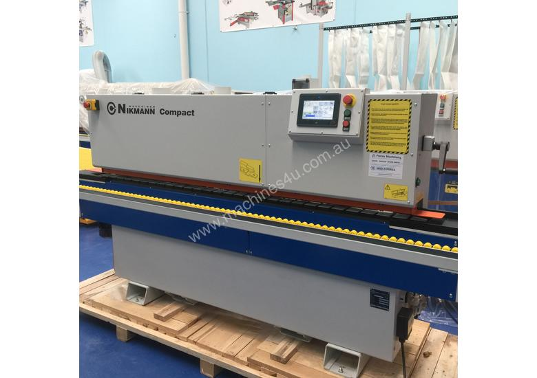 Edgebanders NikMann-Compact at affordable price and service