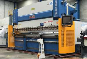 4000mm X 210Ton CNC iBend CNC & Laser Guards