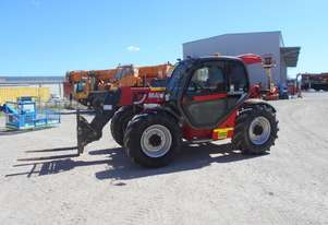 2011 Manitou MLT 731 Telehandler – 3.1T 7M Located WA