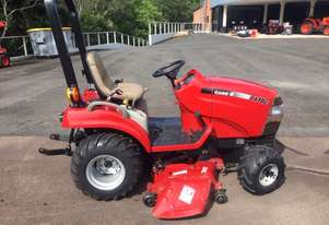 Case DX18E 4WD Tractor & Mower - Quote 504154