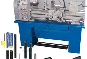 AL-336 Centre Lathe & Tooling Package Deal Ø300 x 900mm Turning Capacity - Ø38mm Spindle Bore 18 G