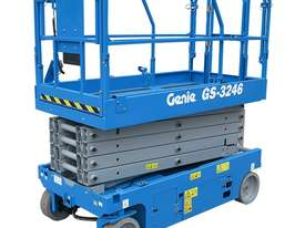 32ft Electric Scissor lift Genie New - picture0' - Click to enlarge