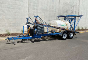 Jenell 18m Boom Spray Sprayer
