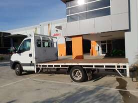 2014 Iveco 45C17 Daily Light Truck with Steel Tray - picture0' - Click to enlarge