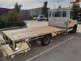 2014 Iveco 45C17 Daily Light Truck with Steel Tray - picture1' - Click to enlarge