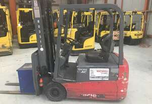 3.3T Battery Electric 3 Wheel Forklift