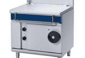 Blue Seal Evolution Series G580-8 - 900mm Gas Tilting Bratt Pan