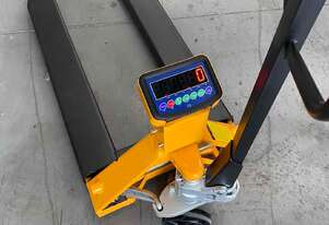 pallet jack with scales 2 tonne MUST GO