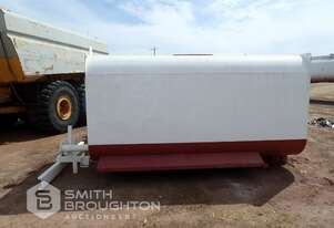 DROP IN WATER TANK TO SUIT A 6X4 CAB CHASSIS