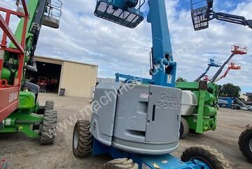 Genie Z34 10yr Re-Certification Completed