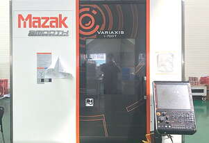 Mazak Variaxis i-700T Simultaneous 5-axis Machining Centre
