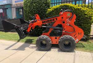 New Hercules Midget MWL8 mini wheel loader