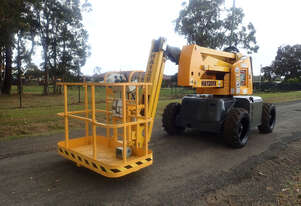 Haulotte HA 120 PX Boom Lift Access & Height Safety