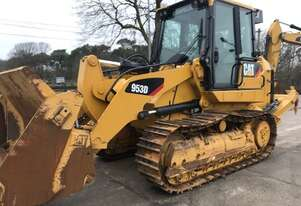 2014 Caterpillar 953D Track Loader