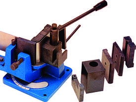 Heavy Duty Bar Bender 100mm x 6mm - picture0' - Click to enlarge