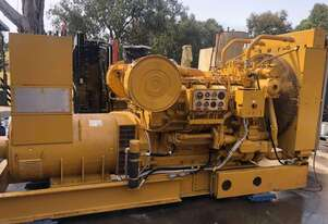 Generator, Caterpillar 1000kva with very low 1700 hours. This set will not disapoint.
