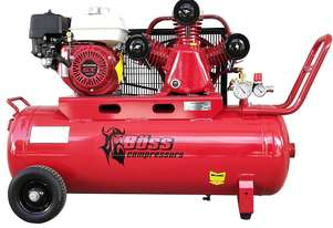 BOSS 18CFM/ 6.5HP HONDA Powered Compressor