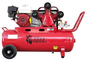 BOSS 18CFM/ 6.5HP HONDA Powered Compressor  - picture0' - Click to enlarge