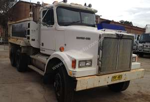05/00 WESTERN STAR 4864F 6X4 STEEL TIPPER