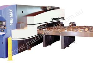 Haco/Whitney 4400MAX CNC Punch/Plasma Combination