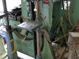 Jones & Shippman 540P vertical spindle cup grinder - picture9' - Click to enlarge