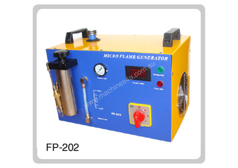 MFP-202 Flame-Polishing Machine