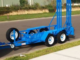 Genie GS2032 Electric Scissor Lift and Trailer - picture2' - Click to enlarge