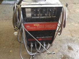 CIGWELD - MIG Welder - Transmig 350 Pulse - picture3' - Click to enlarge
