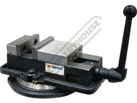 VA-6 Anglock Machine Vice 152mm - picture0' - Click to enlarge